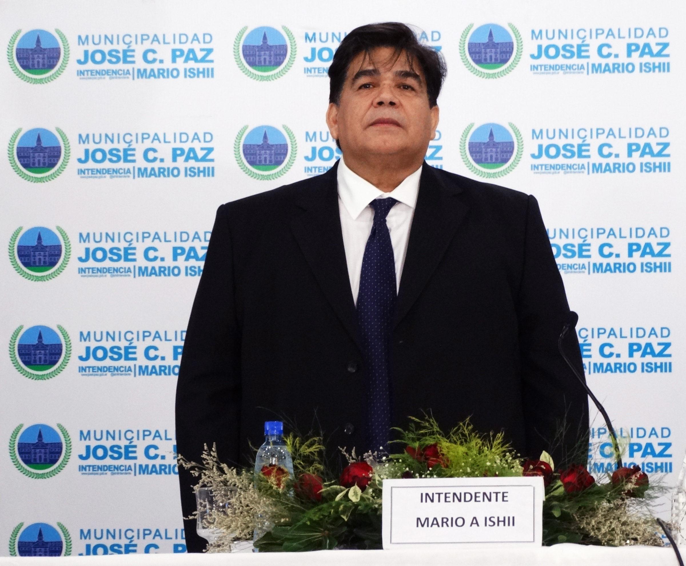 Mario Ishii Se Presento Fuertemente Ante El Juzgado